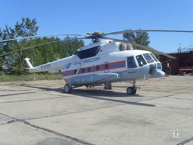 вертолёт МЧС=)