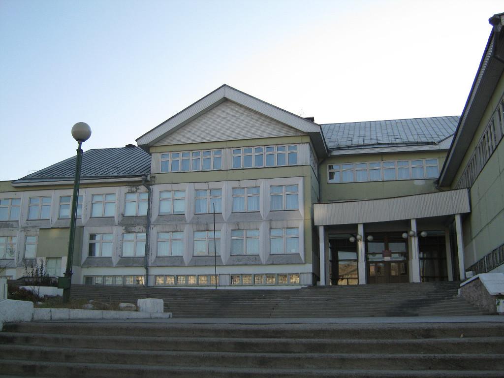 Самое молодое учебное заведение Иркутска-2. Гимназия №3