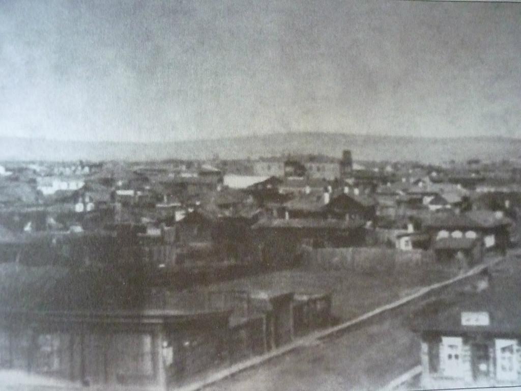 1912 г. Поселок Иннокентьевский