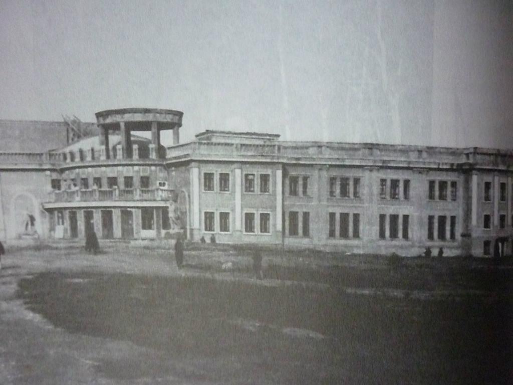 1933г.Заводской клуб (сейчас Дворец культуры им.Гагарина)