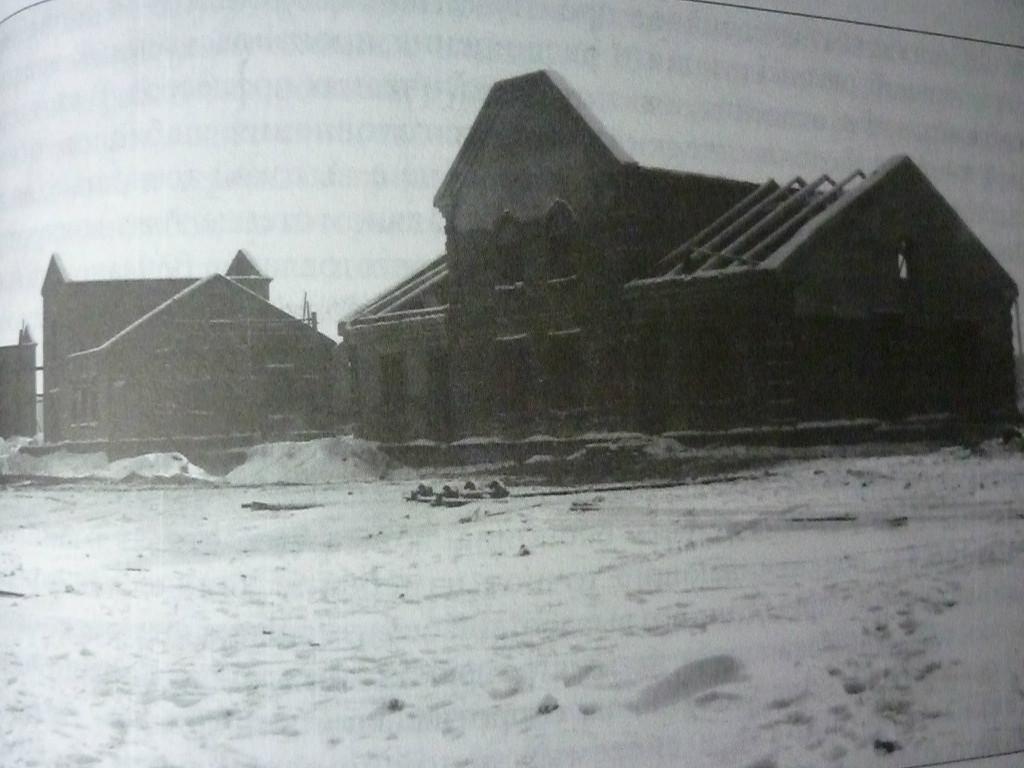 1949г.Коттеджи по ул.Каменных домов (ул.Авиастроителей)