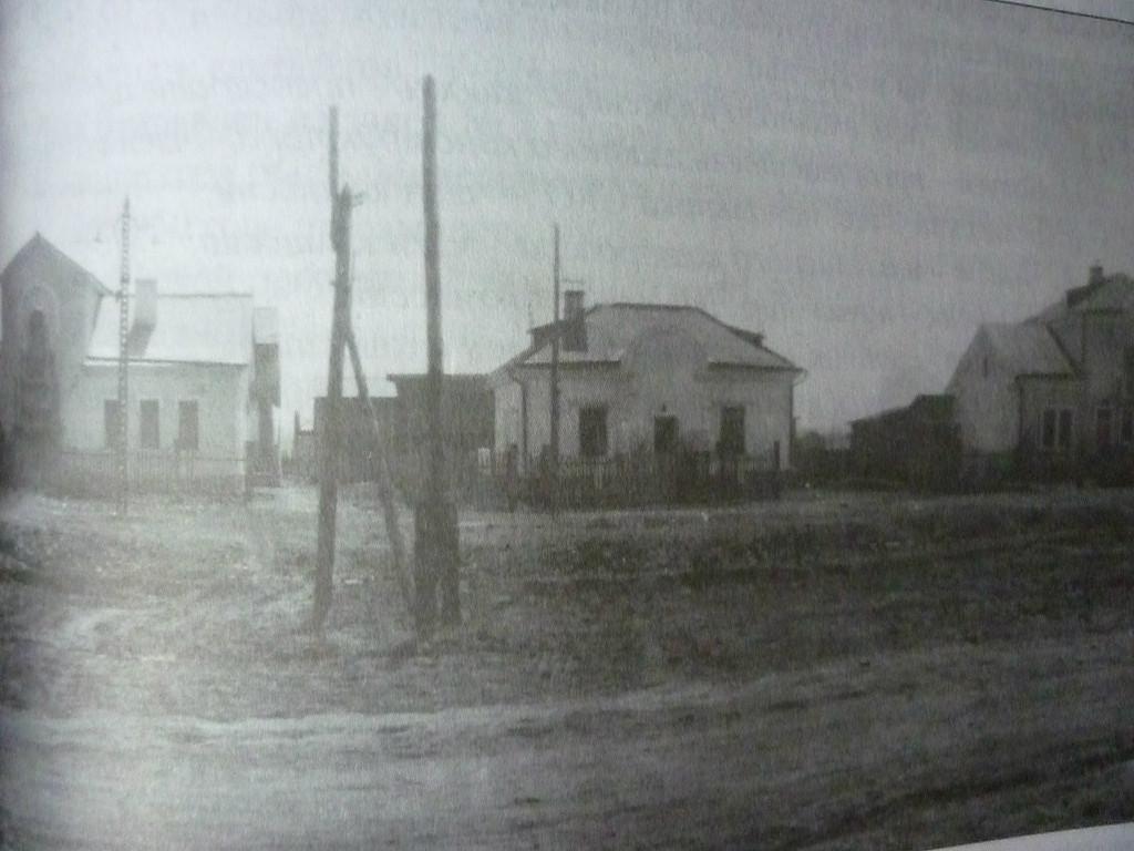 1950г.Коттеджи по ул.Каменных домов (ул.Авиастроителей)