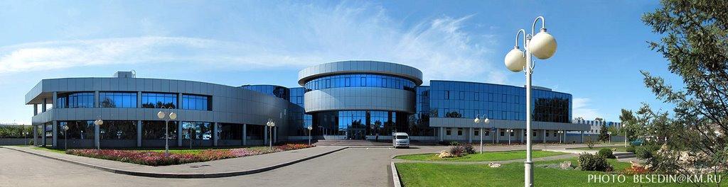 Иркутск, здание управления авиазавода