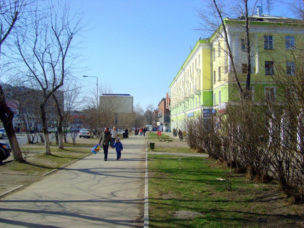 Весна… Вот и травка зазеленела