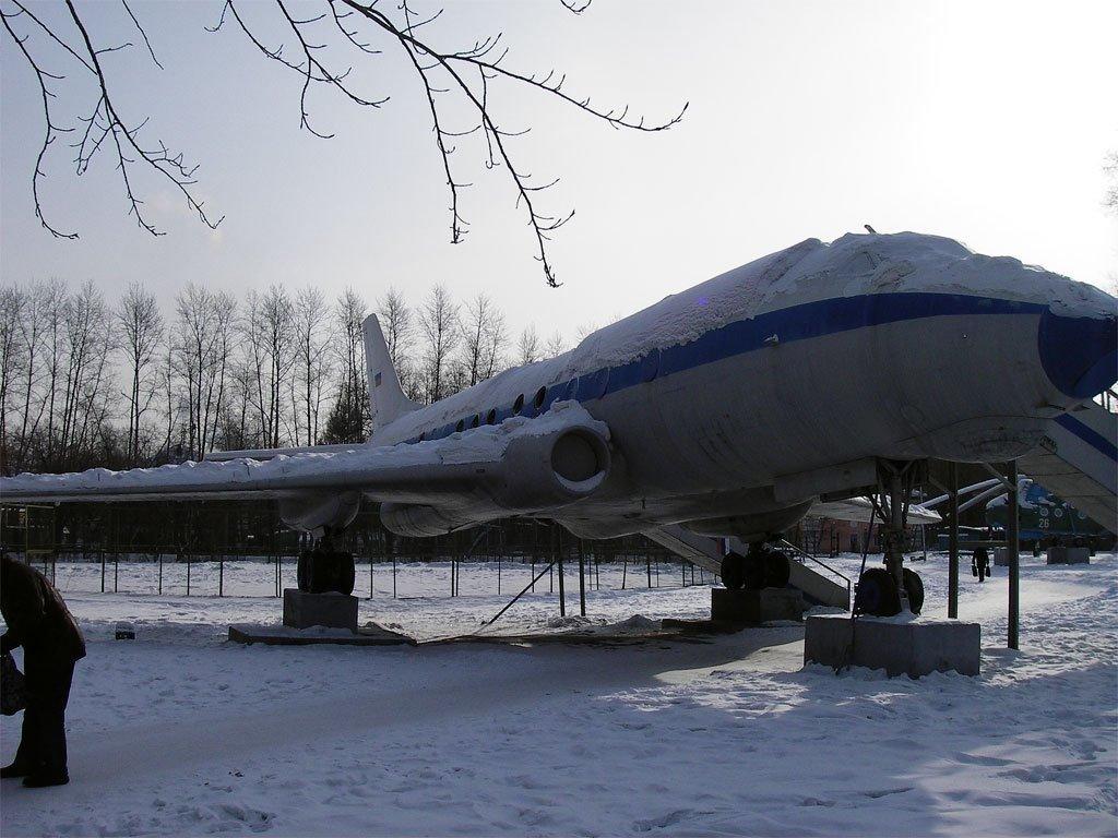 Tupolev Tu-124 Cookpot CCCP-45064 @ Komsomolsky Park