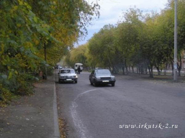 улица Сибирских партизан