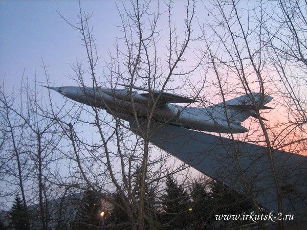 Як-28 перед проходными завода