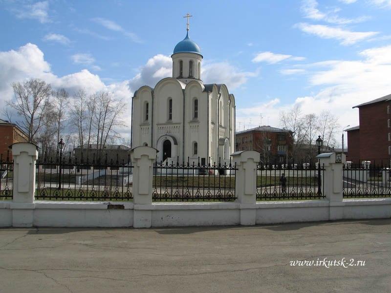 Церковь на месте падения самолета «Руслан»
