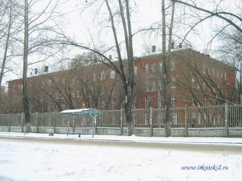 Больница (ул. Жукова 9)