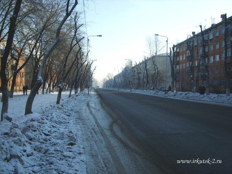 ул. Сиб. Партизан