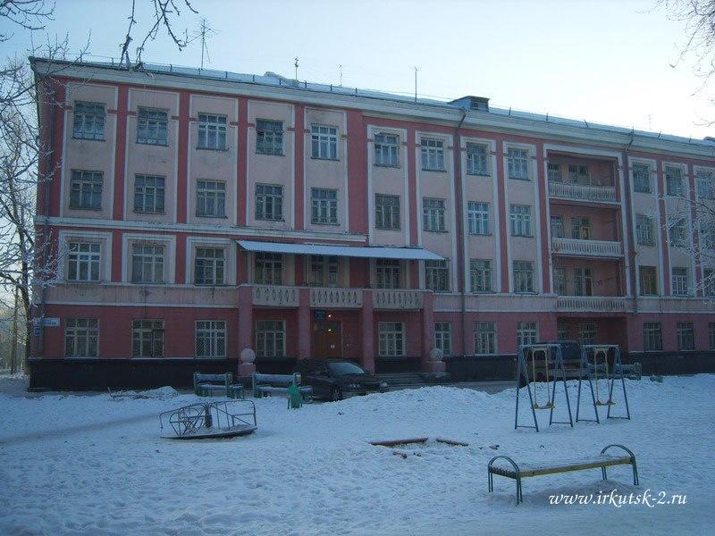 Общежитие №6