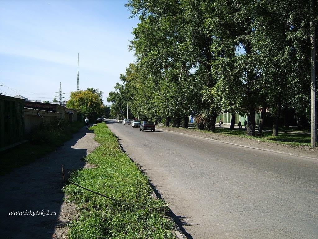 ул. Сибирских партизан