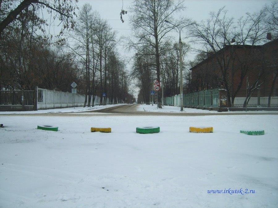 перекрёсток улиц Авиастроителей иЖукова