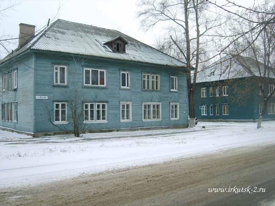 ул. Жукова 18