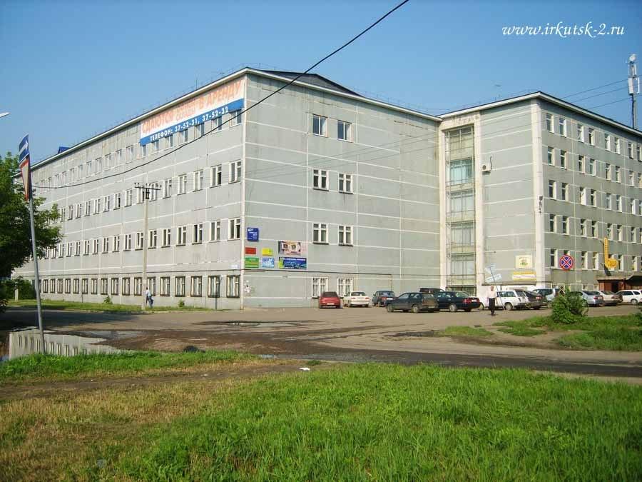 Бывшая обувная фабрика (ул. Марии Ульяновой 13)