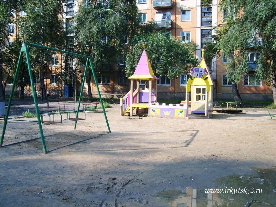 "детская площадка (За ост. ""Жукова"")"