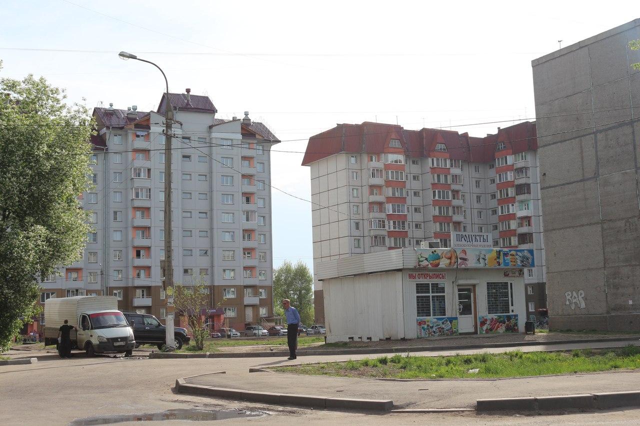 ул.Ленинградская 66, 68